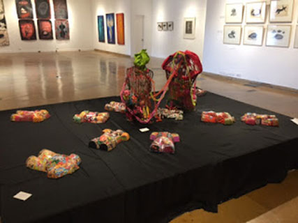 What do These Torsos Whisper? Looking at Kanchan Chander's Works - Posted by JohnyML